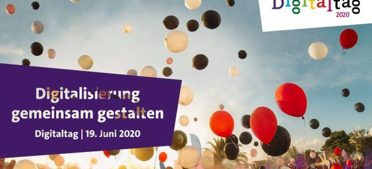 Digitaltag 2020 – wir machen mit!