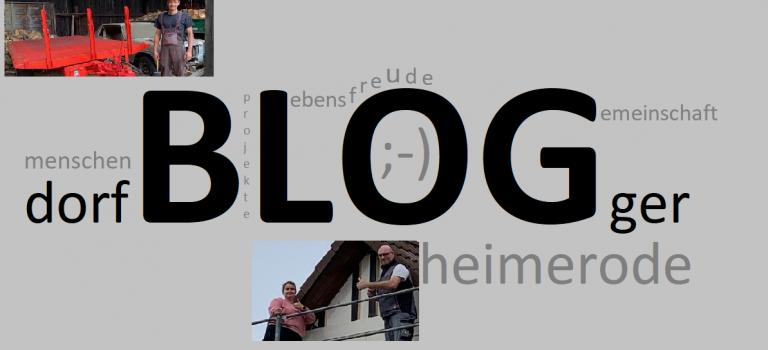 dorfBLOGger: Die Hausfassade