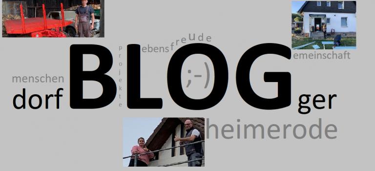 dorfBLOGger: Die Hausrenovierung